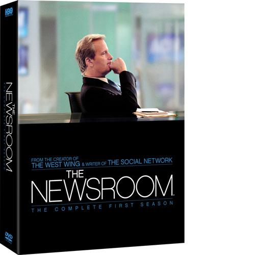 Newsroom: L'intégrale de la première saison (Inclut disc d'échantillionneur de HBO)