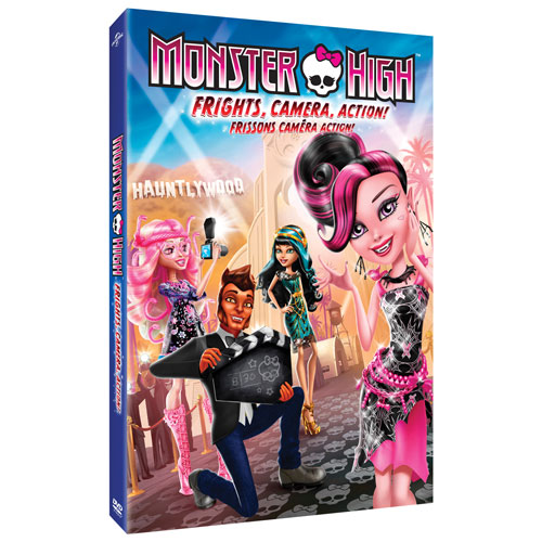 Monster High: Frights Camera Action!