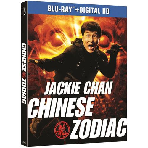 Chinese Zodiac (Blu-ray)