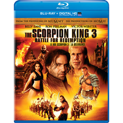 Scorpion King 3: Battle Redemption (Blu-ray)