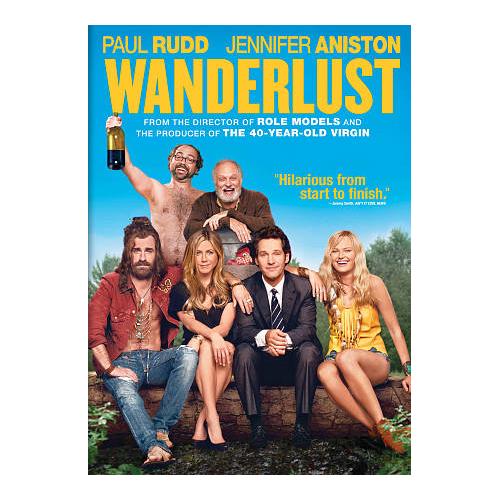 Wanderlust (Blu-ray) (2012)