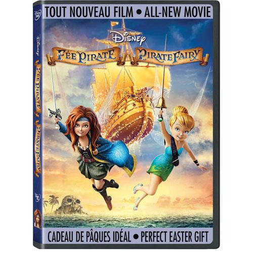 The Pirate Fairy (Bilingue)
