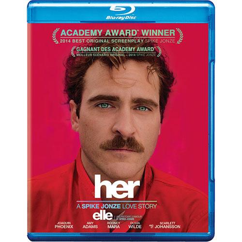 Her (Blu-ray) (2013)