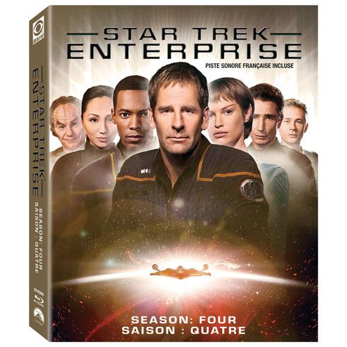 Star Trek: Enterprise - Season 4 (Blu-ray)
