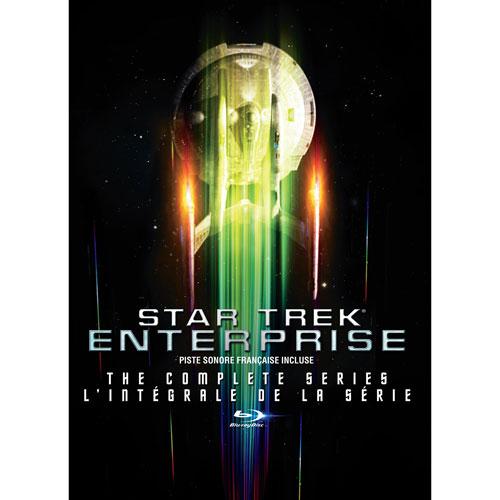 Star Trek: Enterprise - The Complete Series (Blu-ray)