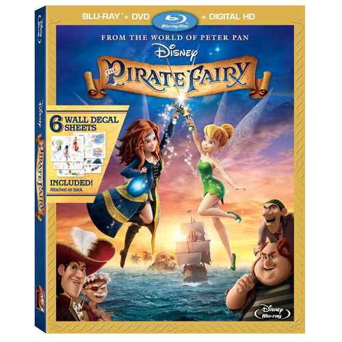 The Pirate Fairy (Only at Best Buy) (Blu-ray Combo)