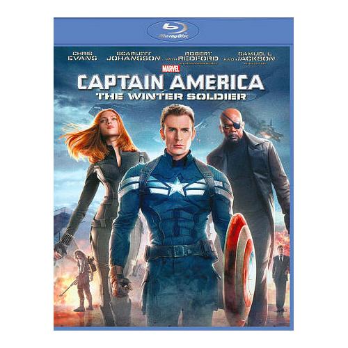 Captain America: Winter Soldier (Blu-ray) (2014)