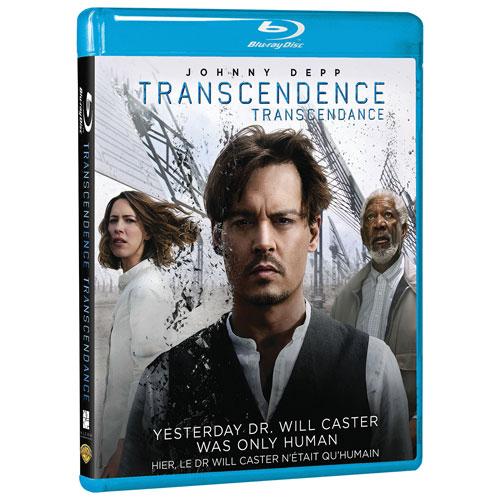 Transcendence (Blu-ray) (2014)