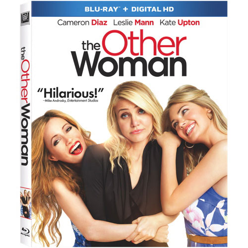 The Other Woman (Blu-ray Combo) (2014)