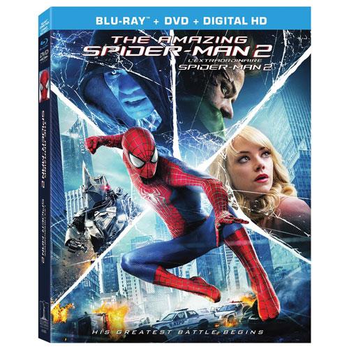 The Amazing Spiderman 2 (Combo de Blu-ray) (2014)