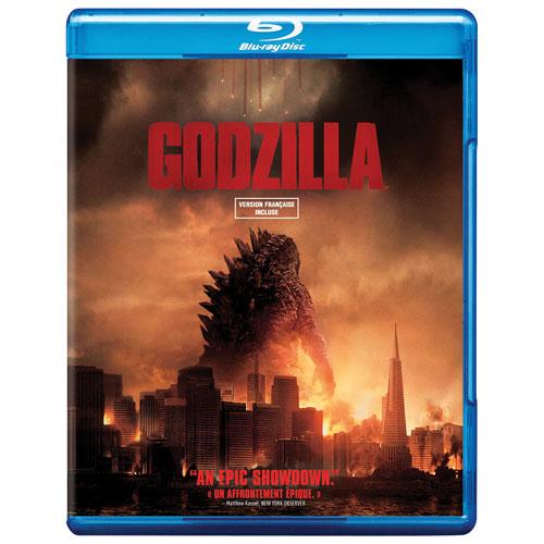 Godzilla (Blu-ray) (2014)