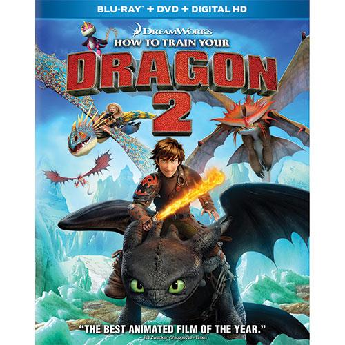 How to Train your Dragon 2 (Combo de Blu-ray) (2014)