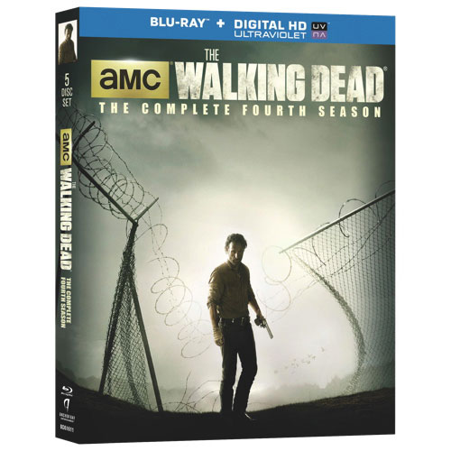 The Walking Dead: The Complete Fourth Season (Blu-ray)