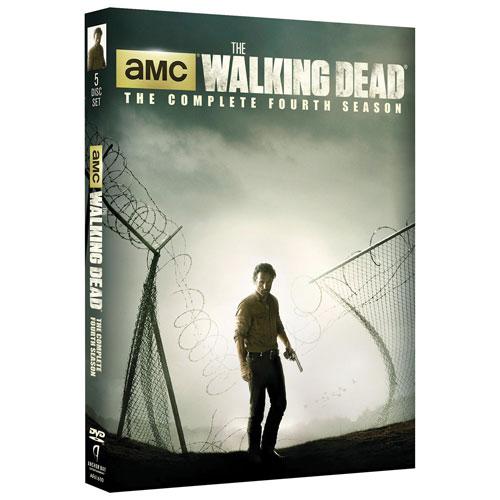 The Walking Dead: L'intégrale de la quatrième saison