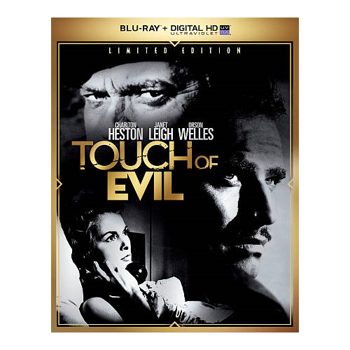 Touch Evil (Blu-ray)