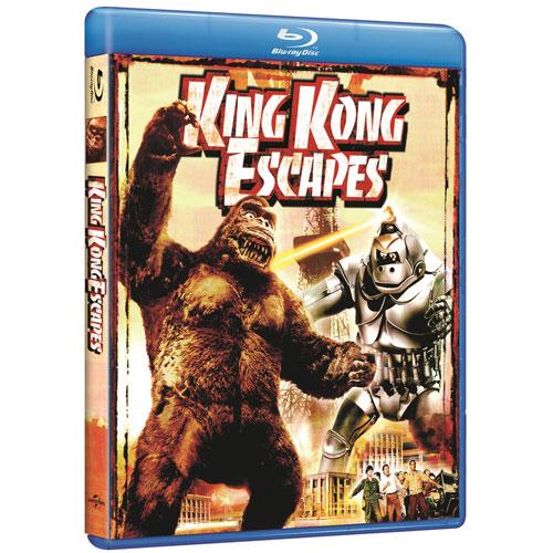 King Kong Escapes (Blu-ray)