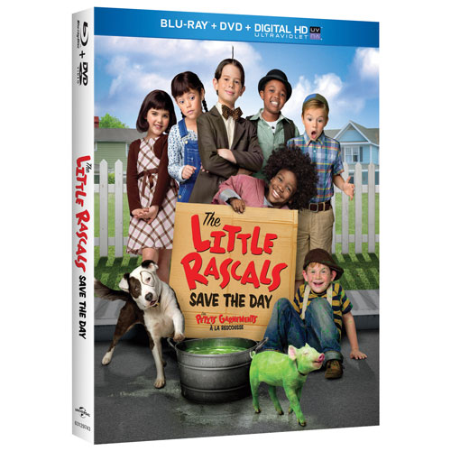 The Little Rascals Save The Day (Blu-ray)