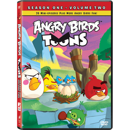 Angry Birds Toons: Saison 1 Volume 2