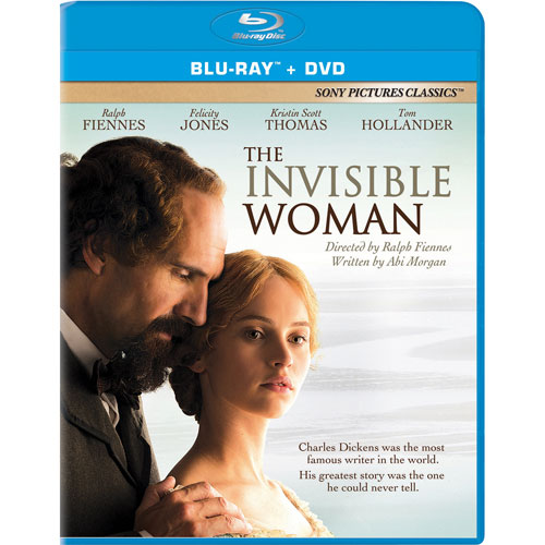 The Invisible Woman (Blu-ray Combo)