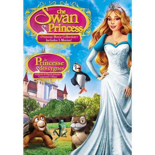 Swan Princess Box Set (Bilingual)