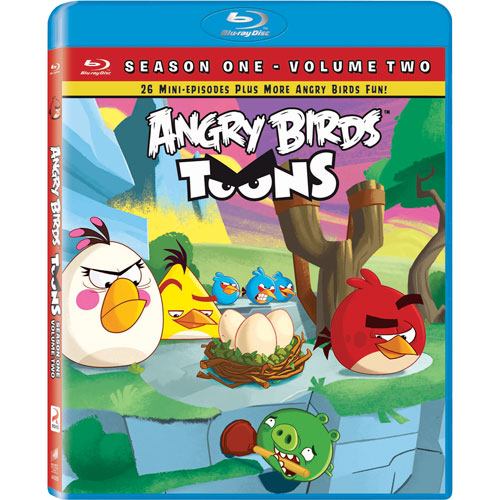 Angry Birds Toons: Season 1 Volume 2 (Blu-ray)