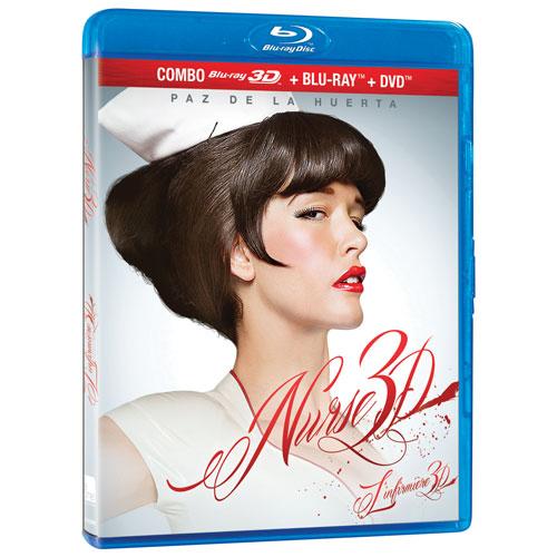 Nurse (3D Blu-ray Combo)