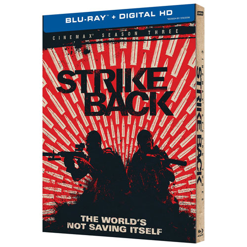 Strike Back: Cinemax Saison 3 (Blu-ray)