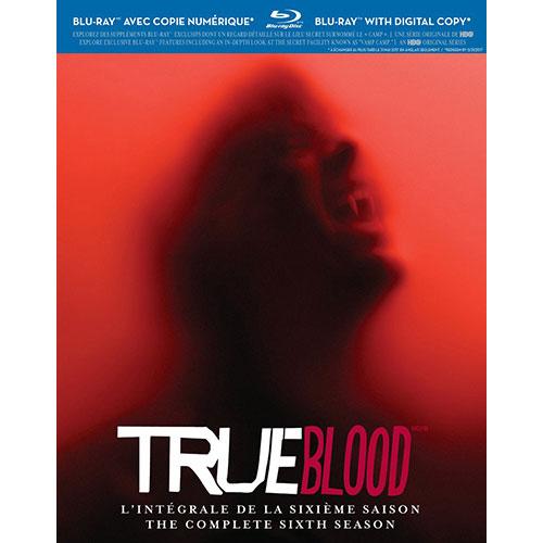 True Blood: L'intégrale de la sixième saison (Bilingue) (Blu-ray)