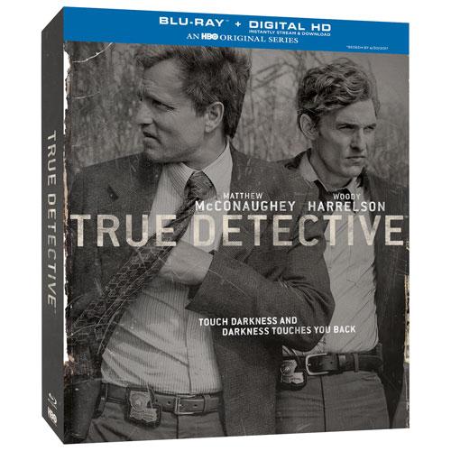 True Detective: Saison 1 (Blu-ray)