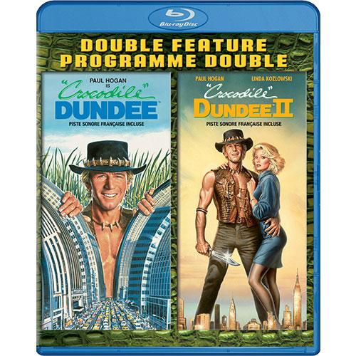 Crocodile Dundee 1 & 2 DF (Blu-ray)