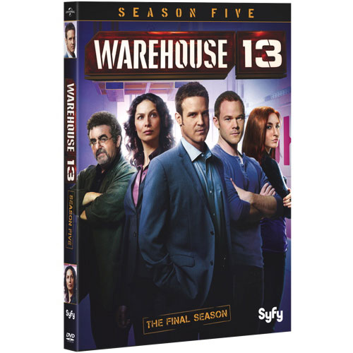 Warehouse 13: Saison 5