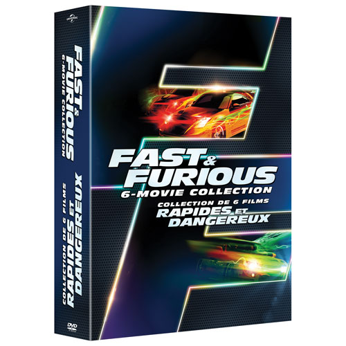Fast & Furious: 6 Movies
