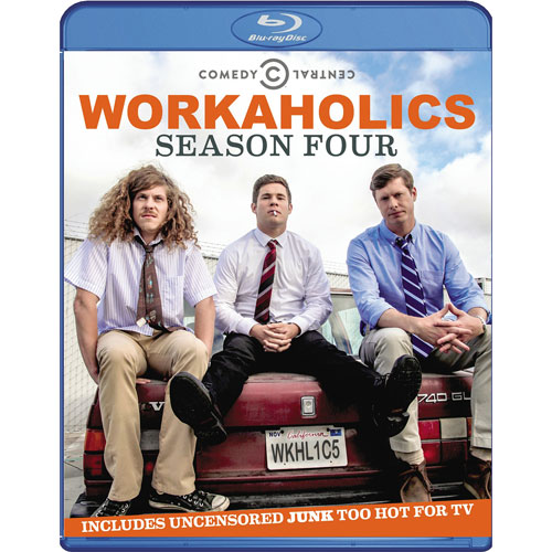 Workaholics: Saison 4 (Blu-ray)