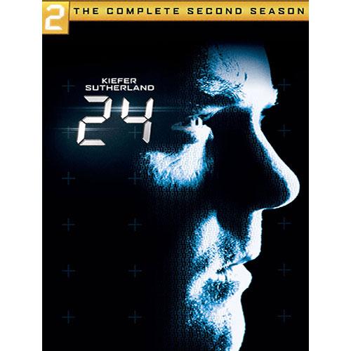 24: L'intégrale de la deuxième saison VIVA