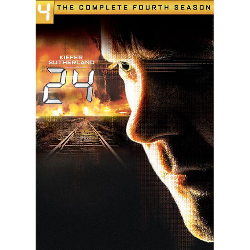 24: The Complete Fourth Season VIVA