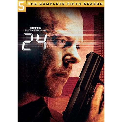 24: L'intégrale de la cinquième saison VIVA
