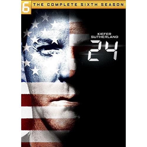 24 :L'intégrale de la sixième saison VIVA