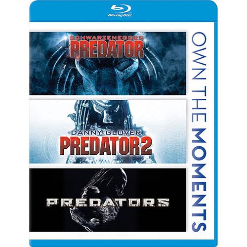 Predator 1/ Predator 2/ Predators (Blu-ray)