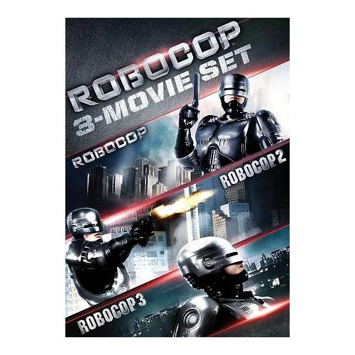 Robocop/ Robocop 2/ Robocop 3
