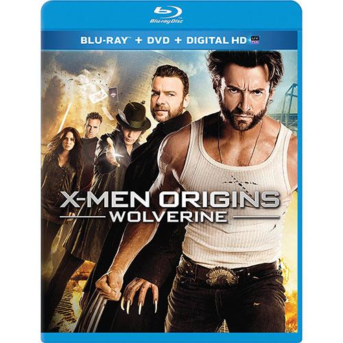X-Men: Wolverine (Blu-ray Combo)