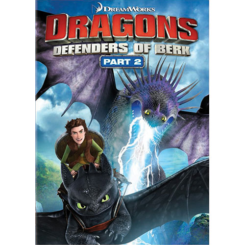 Dragons: Defenders of Berk - partie 2