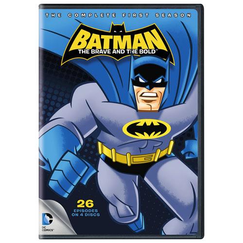 Batman: The Brave and the Bold: Season 1 (DC Universe)