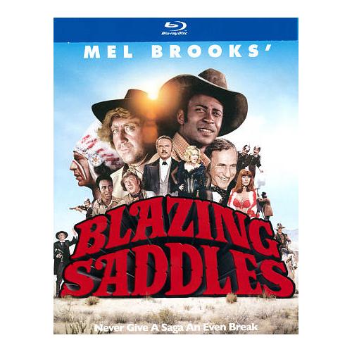 Blazing Saddles : 40e anniversaire (Blu-ray)