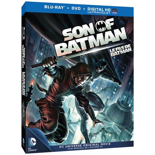 DC Universe: Son Of Batman (Blu-ray)