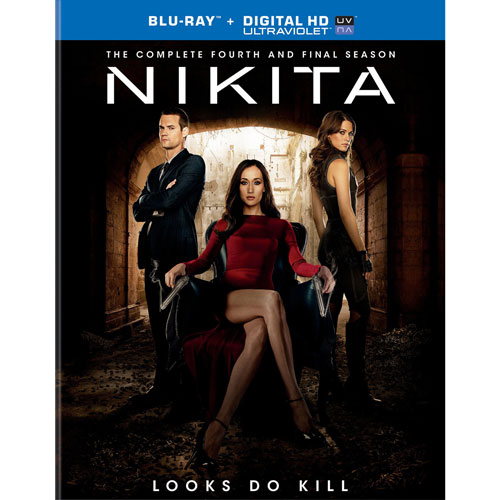 Nikita: The Complete Fourth and Final Season (Blu-ray)