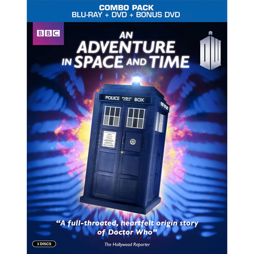 Doctor Who: An Adventure in Space and Time (Combo Blu-ray)