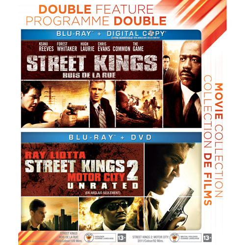 Street King 1 & 2 (Blu-ray)