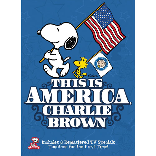 The Peanuts: This is America Collection