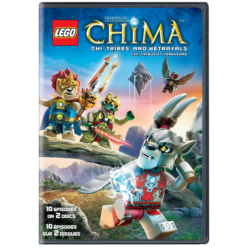 LEGO Legends of Chima: Season 1 Part 2