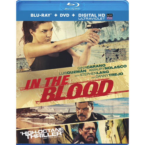 In The Blood (Blu-ray Combo)